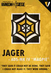 Rainbow Six Siege | GSG 9 | Jager