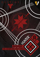 Destiny | Hunter Subclass | Arcstrider by FALLENV3GAS