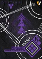 Destiny | Hunter Subclass | Nightstalker by FALLENV3GAS