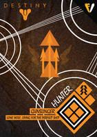 Destiny | Hunter Subclass | Gunslinger by FALLENV3GAS