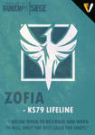 Rainbow Six Siege | GROM | Zofia