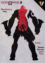 God of War | II by FALLENV3GAS