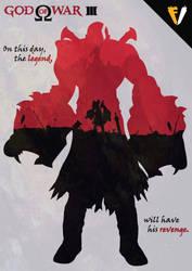 God of War | III by FALLENV3GAS