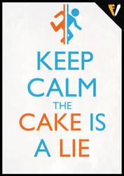 Keep Calm... | Portal by FALLENV3GAS