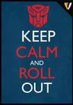 Keep Calm... | Transformers Autobots