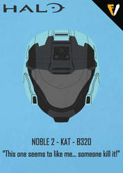 Halo | Kat by FALLENV3GAS