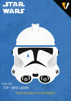 Star Wars | 501st Legion | Tup | Phase 2
