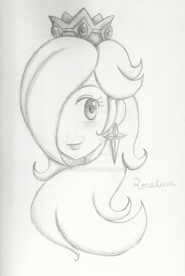 Rosalina Portrait by Juliana1121