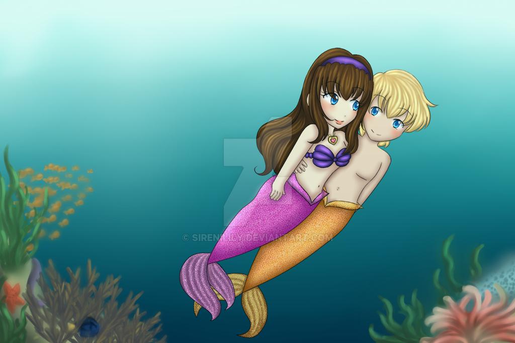 Comm - Kimiko and Hideki by Juliana1121