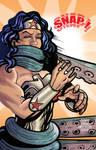 Wonder Woman In Peril 5
