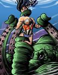 Wonder Woman In Peril 9