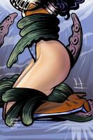 Wonder Woman In Peril 14 by JINworks