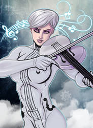 The White Violin by JINworks