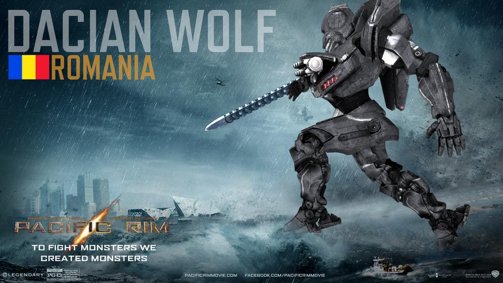 Dacian Wolf - Romanian...