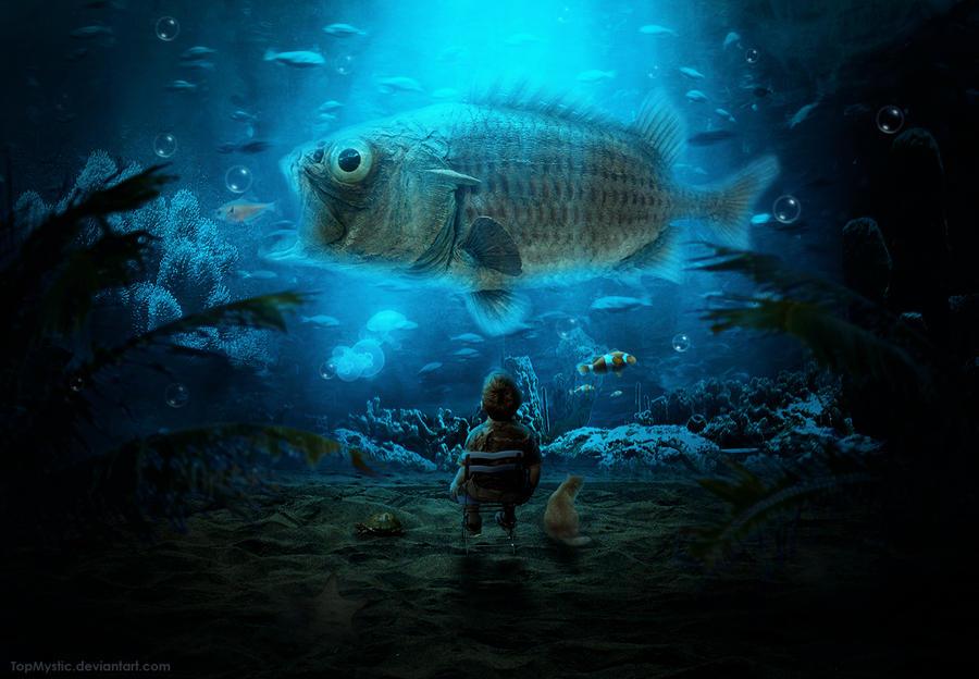 Aquarium by TopMystic