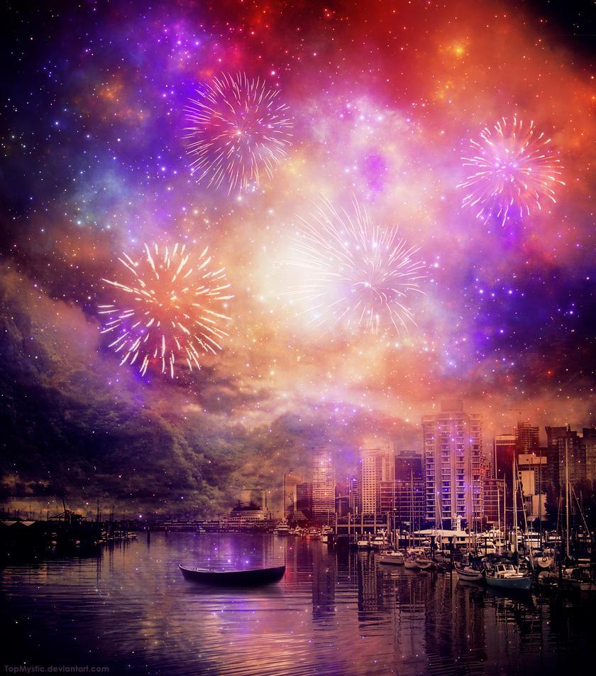 Beautiful Night by TopMystic