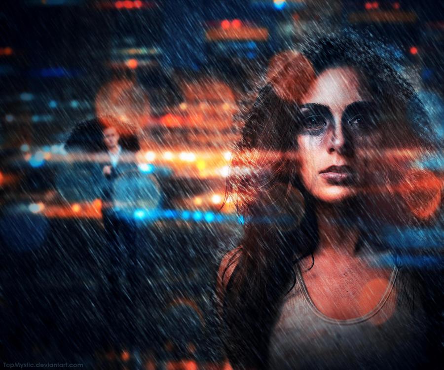 Rain by TopMystic