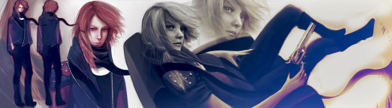 Lightning - Dark Casual Version by outstarwalker