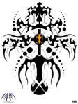 Trinity Tribal Cross