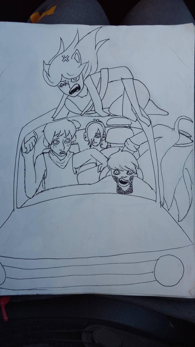 Draw the Squad #1