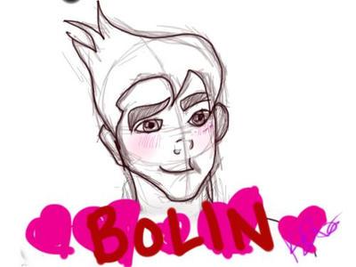 Bolin Sketch thing by burnedthesun