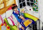 Christmas 2015 by MahoushoujoPurin