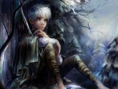JACK Frost by RachelBlack7