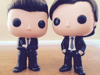 Winchesters by RachelBlack7