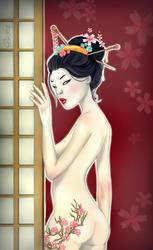 Geisha by Shortyyy