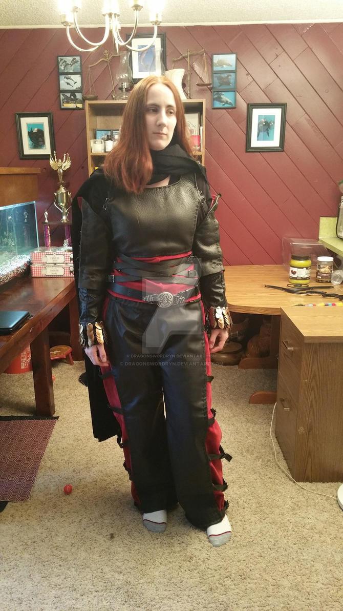 Black Widow by DragonswordRyn