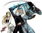 Fullmetal Alchemist Fanart