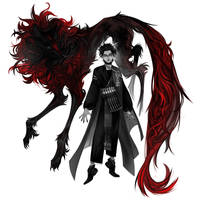 Bes Wolf and Bes Child / Concept by Clioroad
