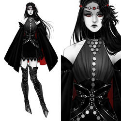 Morana / Finished concept by Clioroad