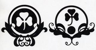 Clover tattoo design by Pierced-Prodigy
