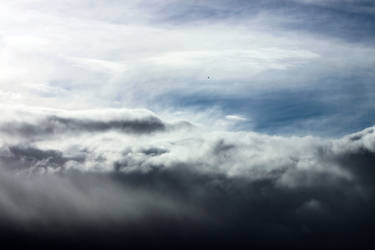 Cloud Stock by FjellvangPhotography