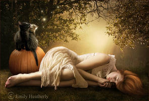 October Repose by EmilyHeatherly
