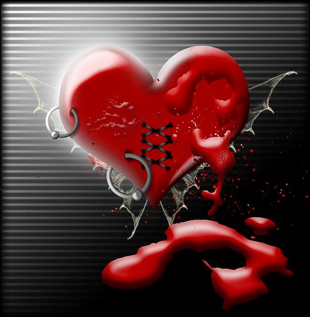 Bloody Valentine by EmilyHeatherly