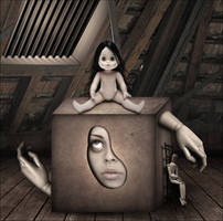 Girl in the Box by EmilyHeatherly