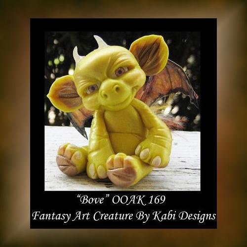Bove Fantasy Little Creature