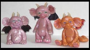 New Littles Creatures Kroulies by KabiDesigns