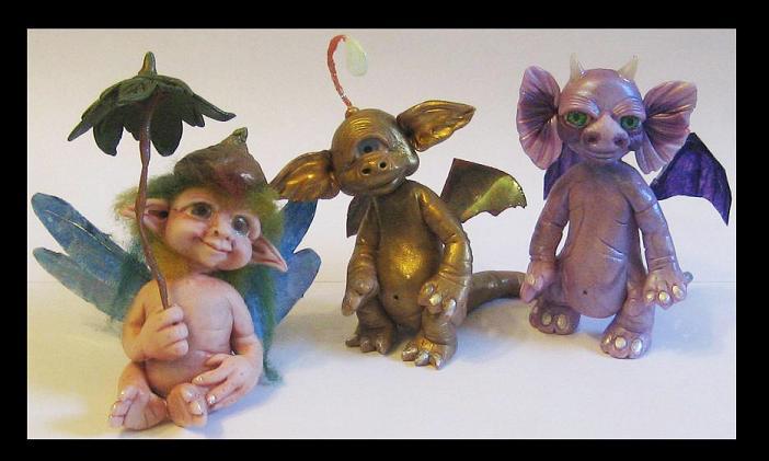 Kroulies New Littles Creatures by KabiDesigns