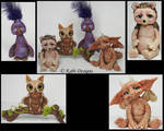 New Polymer Clay Creations