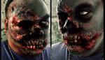 I've Got Toofs: Zombie Makeup