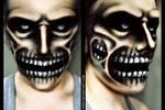 Makeup: Attack on Titan