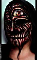 Makeup: The Bogeyman by Khdd