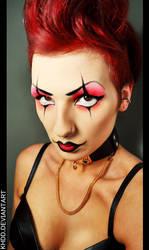 Makeup: Girl's a Freak by Khdd