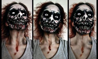 Makeup: Jeff the Killer