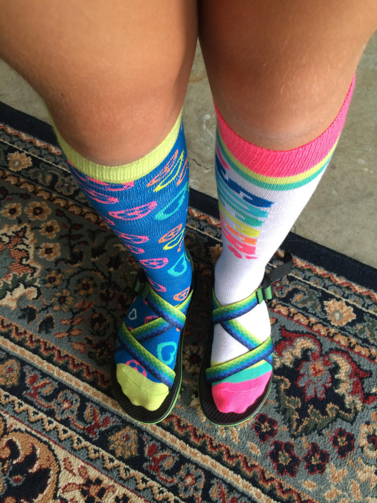 Emily's Socks by JosephThomas