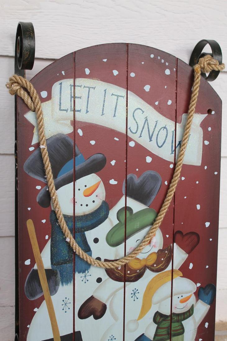 Let it Snow by JosephThomas