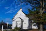 The Little White Church on the Corner